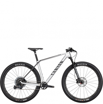 Велосипед Canyon Exceed CF 7 (2021) Quick Silver