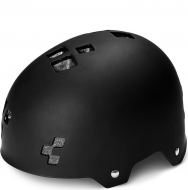Шлем подростковый Cube Helmet Dirt Black