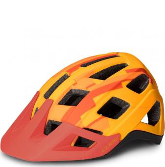 Шлем Cube Helmet Badger Orange Camouflage