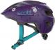 Детский велосипедный шлем Scott Spunto Kid deep purple/blue 2