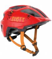 Детский велосипедный шлем Scott Spunto Kid florida red
