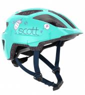 Детский велосипедный шлем Scott Spunto Kid light green