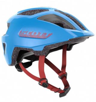Подростковый шлем Scott Spunto JR atlantic blue