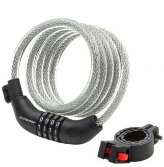 Замок велосипедный Schwinn Combination Cable Lock