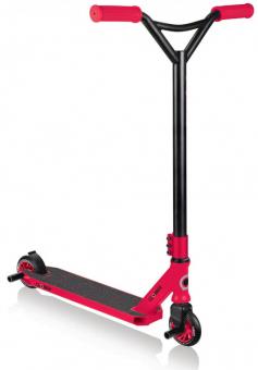 Самокат трюковой Globber GS 540 красный (2021)