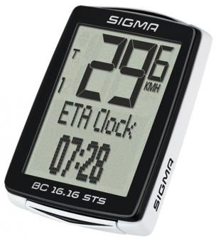Велокомпьютер Sigma BC 16.16 STS 01617
