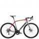 Велосипед Trek Domane SL 4 (2021) Slate/Radioactive Red 1