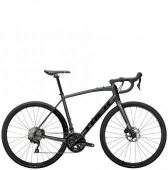 Велосипед Trek Domane AL 5 Disc (2021) Lithium Grey/Trek Black