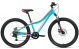 Велосипед Forward Jade 24 2.0 disc (2021) бирюзовый/розовый 1