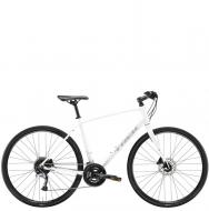 Велосипед Trek FX 3 Disc (2021) Crystal White