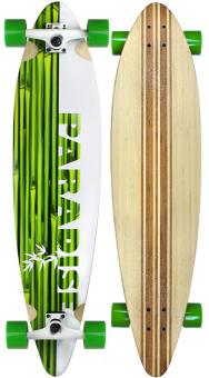 Лонгборд Paradise Pintail White Bamboo