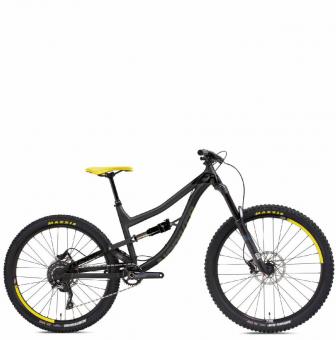Велосипед NS Bikes Nerd HD (2021) Black