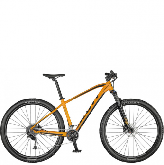 Велосипед Scott Aspect 940 (2021) orange