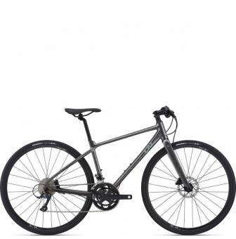 Велосипед Giant Liv Thrive 2 (2021) Metallic Black