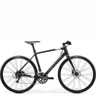Велосипед Merida Speeder 200 (2021) MattBlack/DarkSilver