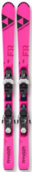 Горные лыжи Fischer Ranger FR JR (130-150) SLR + FJ7 AC SLR (2021)