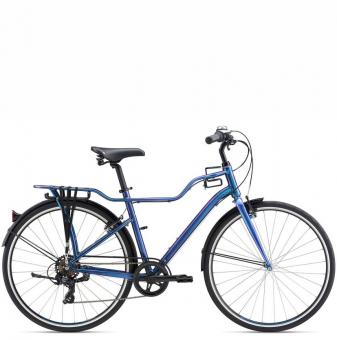 Велосипед Giant Momentum iNeed Street (MS) (2021) Chameleon