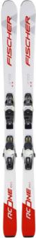 Горные лыжи Fischer XTR RC ONE X SLR RENT + RS 9 SLR (2021)