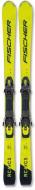 Горные лыжи Fischer Rc4 Rcs Jr M/O Jr + Rc4 Z9 (2021)