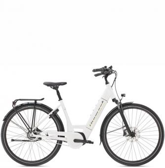 Электровелосипед Diamant Beryll Deluxe+ RT TIE (2021) White