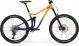 Велосипед Merida One-Sixty 400 (2021) orange/blue 1