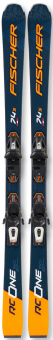 Горные лыжи Fischer RC One 74S TPR + RS10 PR (2021)