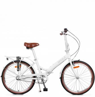 Велосипед Shulz Krabi Coaster (2021) белый