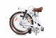 Велосипед Shulz Krabi Coaster (2021) белый 9