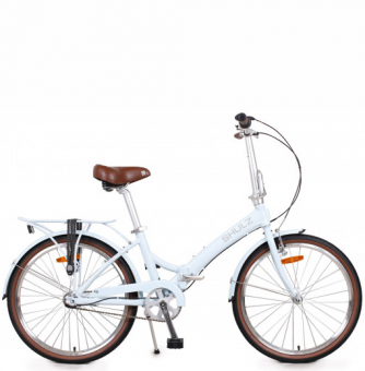 Велосипед Shulz Krabi Coaster (2021) голубой