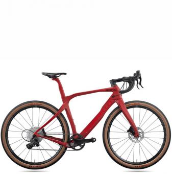 Велосипед гравел Pinarello Grevil Force (2021) Red