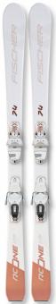 Горные лыжи Fischer RC ONE Lite 74 ws SLR + RS9 SLR (2021)