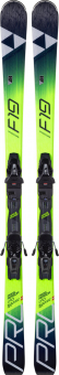 Горные лыжи Fischer Progressor F19 TI RT + RSX Z12 PR (2021)