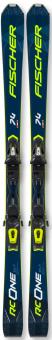 Горные лыжи Fischer RC ONE 74 AR + RS 10 PR (2021)
