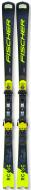 Горные лыжи Fischer RC4 WC SC PRO M/O без креплений