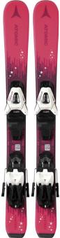 Горные лыжи Atomic Vantage Girl X 70-90 + C 5 GW (2021)