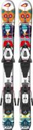 Горные лыжи с креплениями Salomon E S/Max Jr XS + крепления C5 GW J