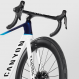 Велосипед Canyon Aeroad CFR Disc Di2 (2021) 8
