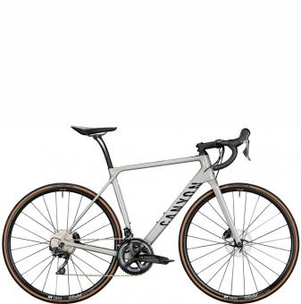 Велосипед Canyon Endurace CF SL 8 Disc (2021) Stealth Grey