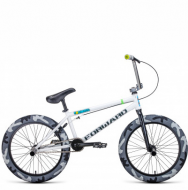 Велосипед BMX Forward ZIGZAG 20 (2021) синий