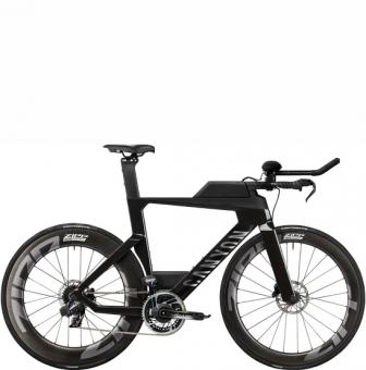 Велосипед Canyon Speedmax CF 8 Disc eTap (2021) Stealth