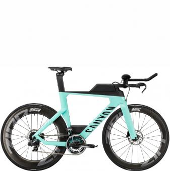 Велосипед Canyon Speedmax CF 8 Disc eTap (2021) Non Mint