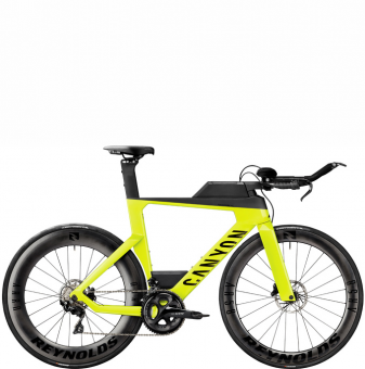 Велосипед Canyon Speedmax CF 7 Disc (2021) Flash Yellow