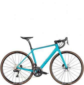 Велосипед Canyon Endurace CF SL 8 WMN Disc Di2 (2021) Aquamarin