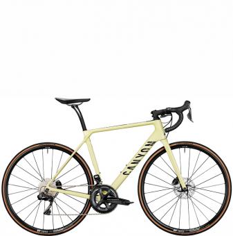 Велосипед Canyon Endurace CF SL 8 Disc Di2 (2021) Frozen Yellow