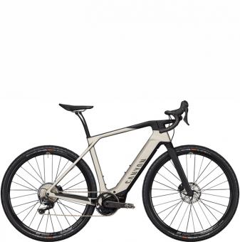 Электровелосипед Canyon Grail:ON CF 7 (2021) Cloud Grey