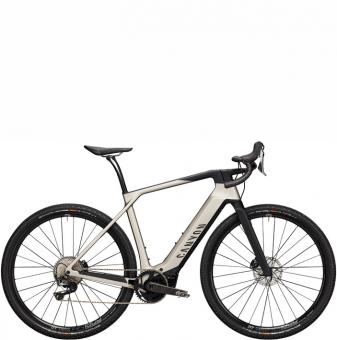 Электровелосипед Canyon Grail:ON CF 8 (2021) Cloud Grey