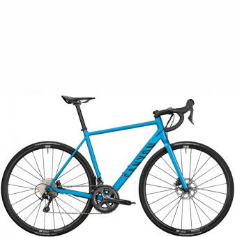 Велосипед Canyon Endurace 6 Disc (2021) airwave blue