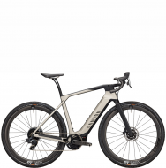 Электровелосипед Canyon Grail:ON CF 8 eTap (2021) Cloud Grey