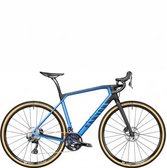Велосипед гравел Canyon Grail CF SL 8 (2021) Discovery Blue