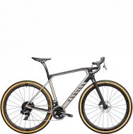 Велосипед гравел Canyon Grail CF SL 8 eTap (2021) Cloud Grey